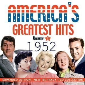 America's Greatest Hits 1952 - Vol. 3 (4CD) Expanded Edition