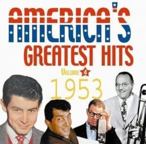 America's Greatest Hits 1953 - Vol. 4