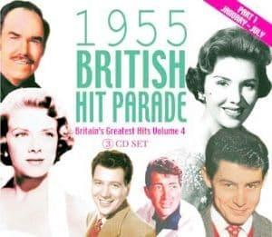 British Hit Parade 1955 - Part 1 Vol. 4 (3CD)