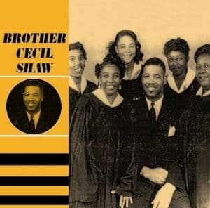 Cecil Brother Shaw I Want To Know