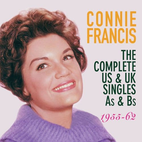 Connie Francis The Complete US & UK Singles As & Bs 1955-62 (3CD)