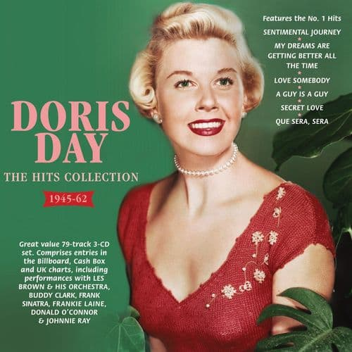 Doris Day The Hits Collection (3CD)