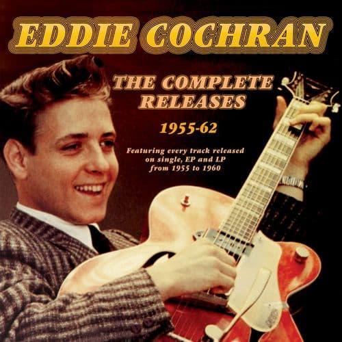 Eddie Cochran The Complete Releases 1955-1962 (2CD)