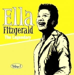 Ella Fitzgerald The Legendary - Vol. 1