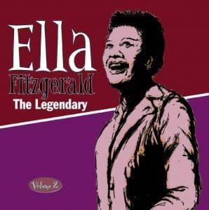 Ella Fitzgerald The Legendary  - Vol. 2
