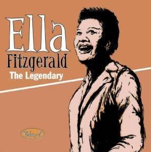 Ella Fitzgerald The Legendary - Vol. 5