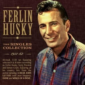 Ferlin Husky The Singles Collection 1951-62 (3CD)