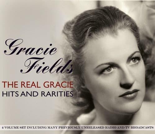 Gracie Fields Hits and Rarities (4CD)