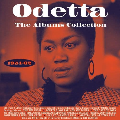 Odetta Holmes, generally simply known as Odetta, was an American singer, actress, guitarist, songwriter, and a civil and human rights activist, who acquired a reputation as