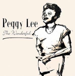 Peggy Lee The Wonderful