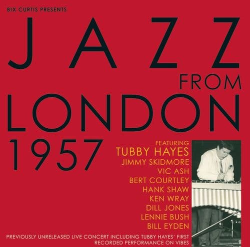 Tubby Hayes Jazz from London 1957