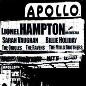 Various Artists Apollo Theatre