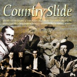 Various Artists - Country Slide