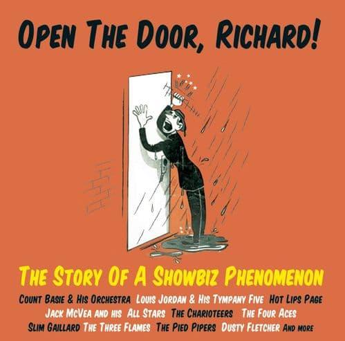 Various Artists - Open The Door Richard