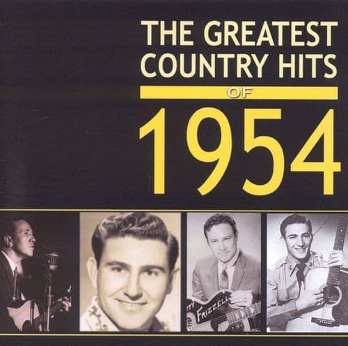 Various Artists -  The Greatest Country Hits of 1954