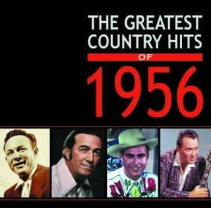 Various Artists -  The Greatest Country Hits of 1956 (2CD)