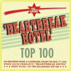 Various Artists - The Heartbreak Hotel Top 100 (4CD)