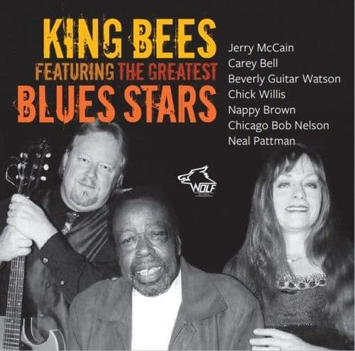 Various - King Bees Featuring The Greatest Blues Stars