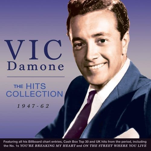 Vic Damone The Hits Collection 1947-62 (2CD)