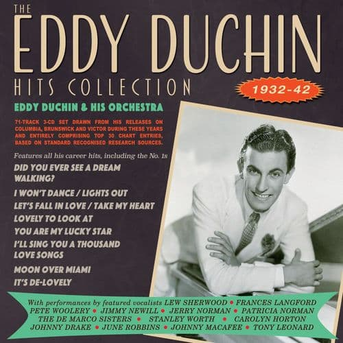 Eddy Duchin - The  Hits Collection 1932-42