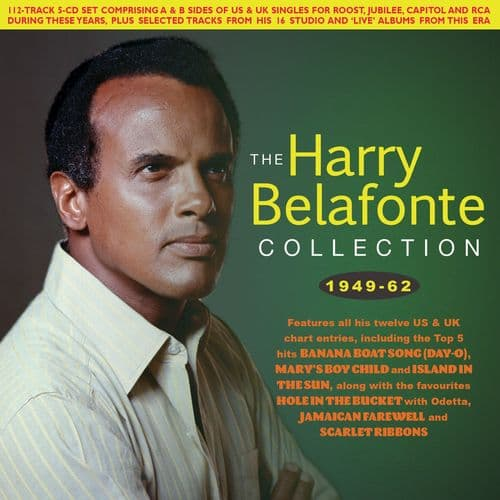 Harry Belafonte - The  Collection 1949-62