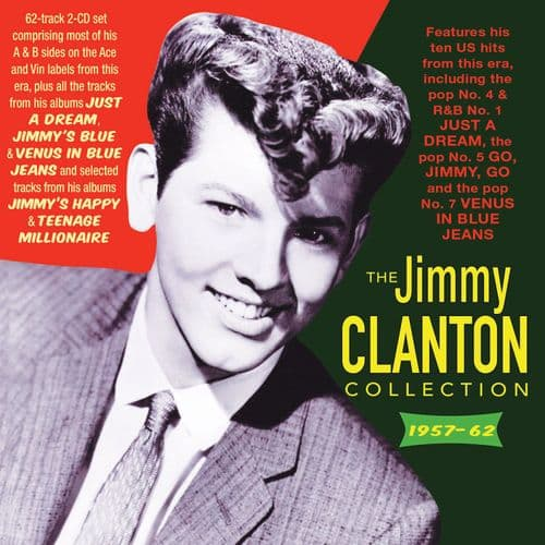 Jimmy Clanton - The Collection 1957-62