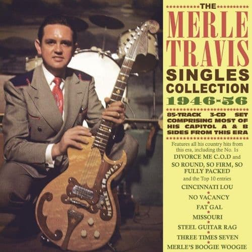 Merle Travis Singles Collection 1946-56