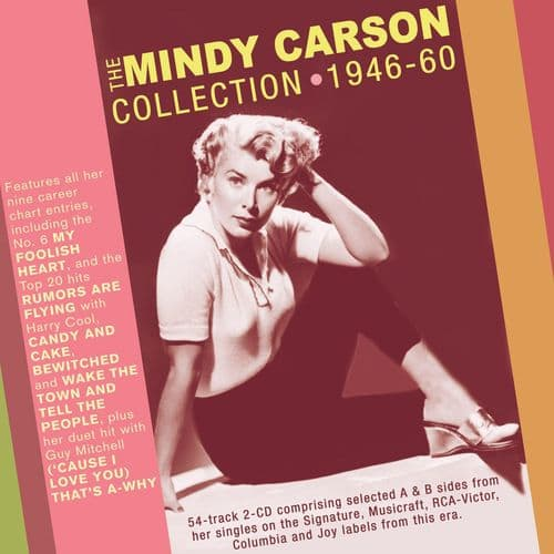 Mindy Carson Collection 1946-60 (2CD)