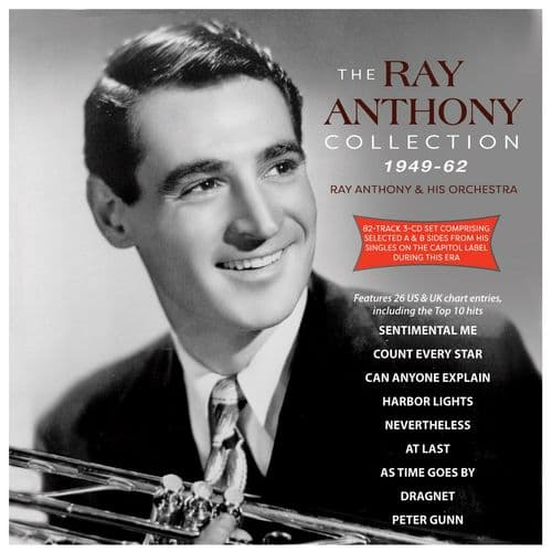 Ray Anthony Collection 1949-62 (3CD)