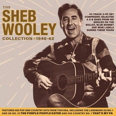 Sheb Wooley - The Collection 1946-62