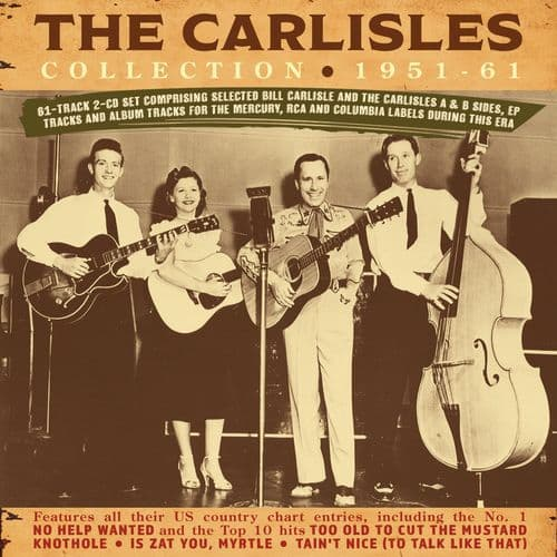 The Carlisles - The Collection 1951-61