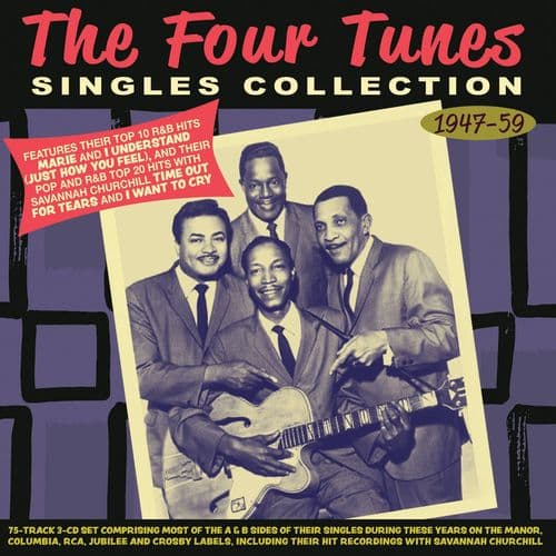 The Four Tunes - Singles Collection 1947-59
