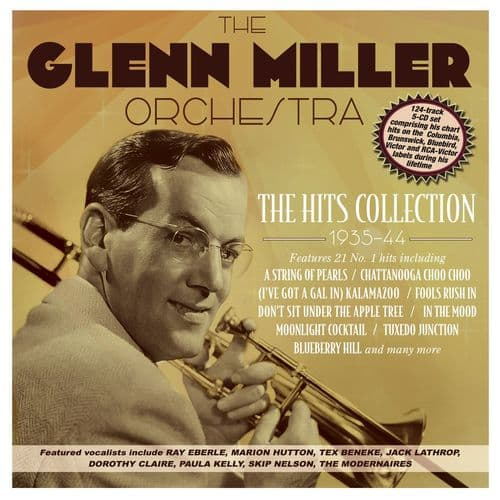 The Glenn Miller Orchestra - Hits Collection 1935-44
