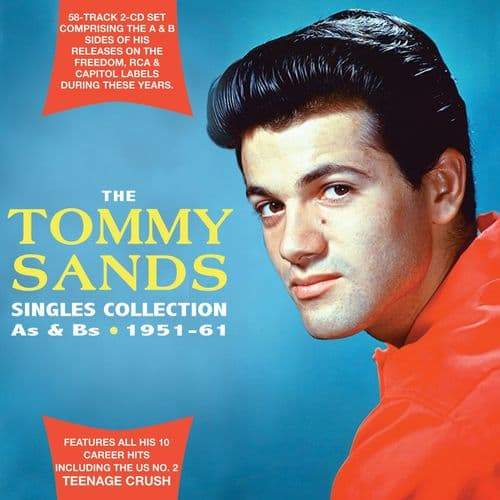 Tommy Sands Collection 1951-61 92CD)