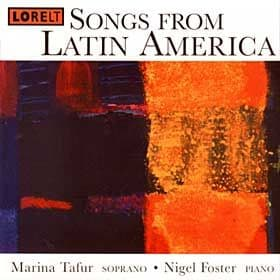 Various Composers - Songs from Latin-America