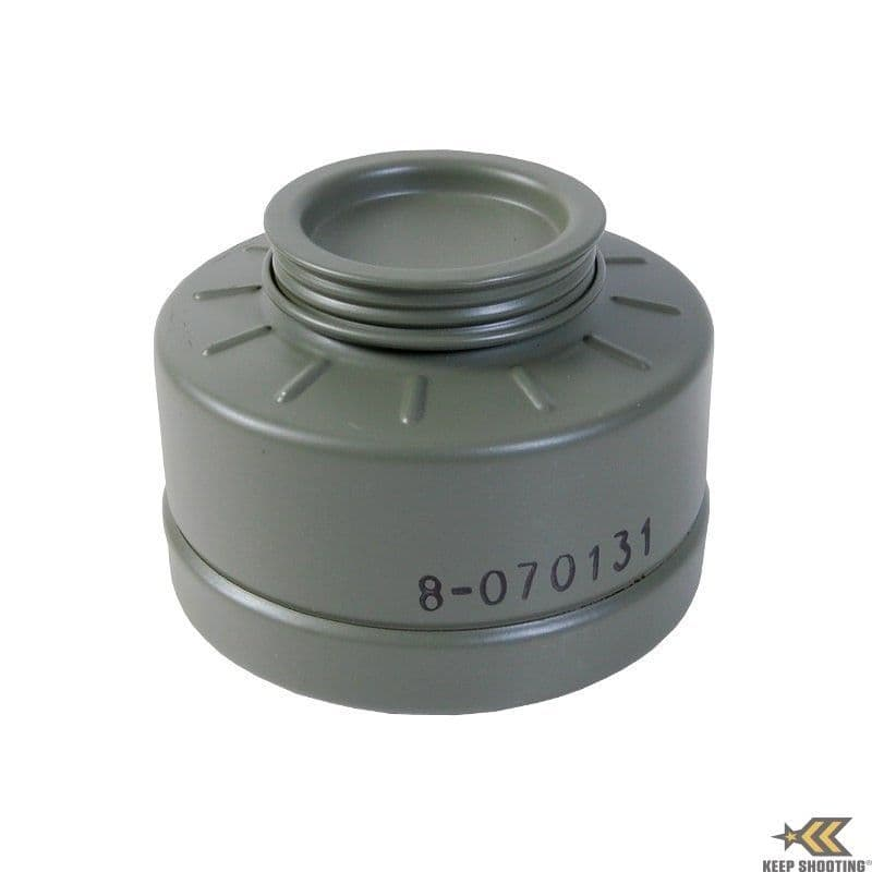 60MM Spare GAS MASK Filter