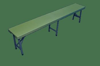 BCB British Military Issue Folding Bench