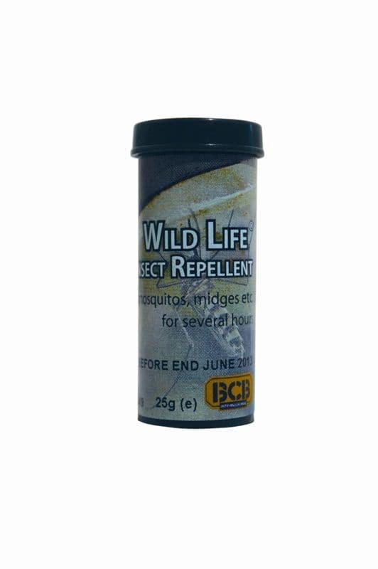 BCB Wildlife Insect Repellent Stick 25g