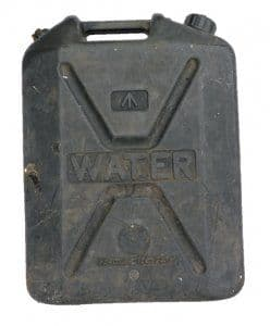 British Military 20l Water Carrier But