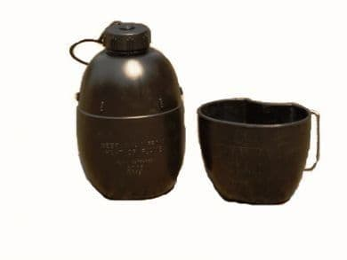 British Military 58 Pattern Water Bottle & Cup