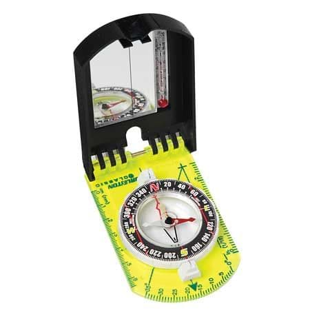 Brunton 8040G Mirrored Map Compass With Thermometer