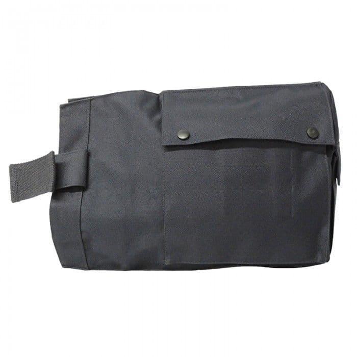 Dutch Military Respirator Gas Mask Bag - Navy Blue