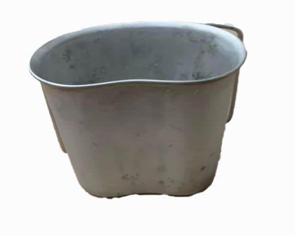 Dutch Military Stainless Steel Camping Mug