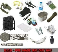 Emergency Bug Out Bag - Basic