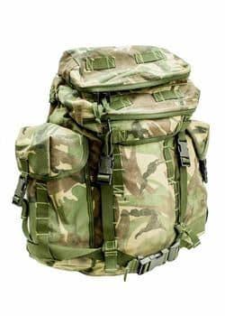 Genuine British Military 30 Litre Patrol Pack DPM