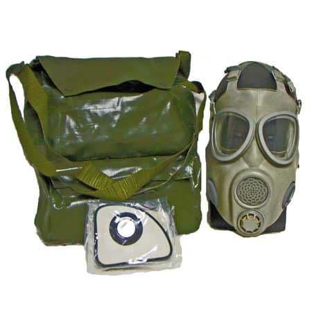 Genuine Czech M10 Gas Mask