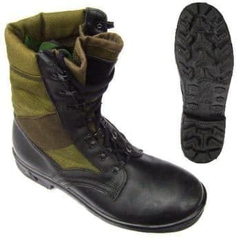 German Military Jungle Boots