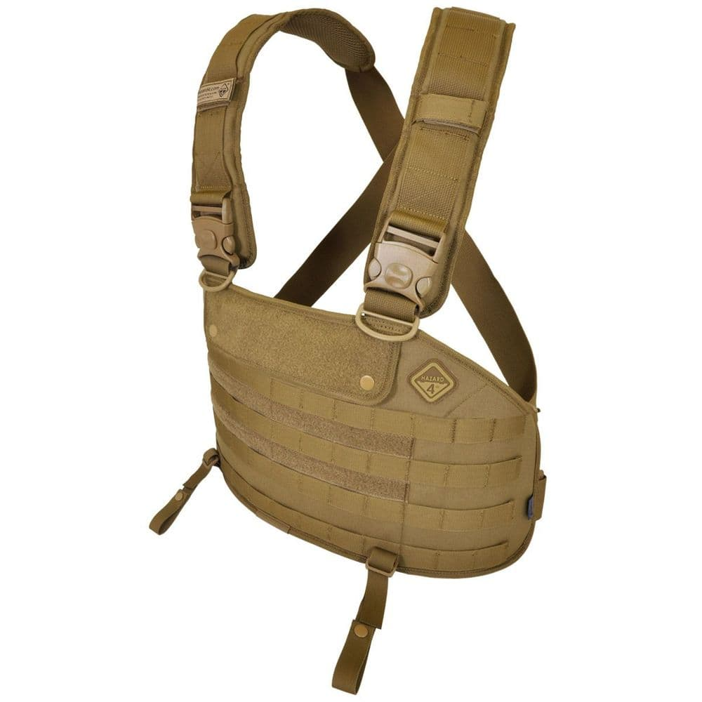 Hazard 4 Frontline Chest Rig - Various Colours