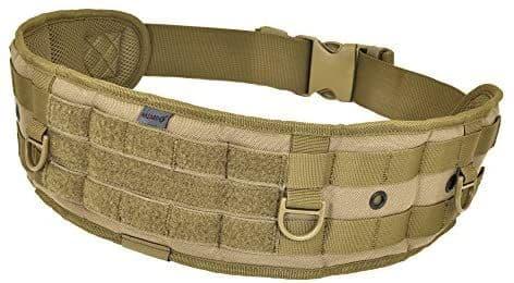 Hazard 4 Waistland Tactical Molle Load Belt - Various Colours