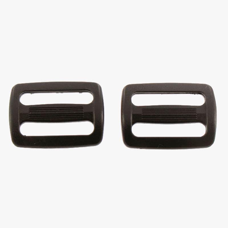 Highlander 25mm Slip Lock Buckle - Pack of 2